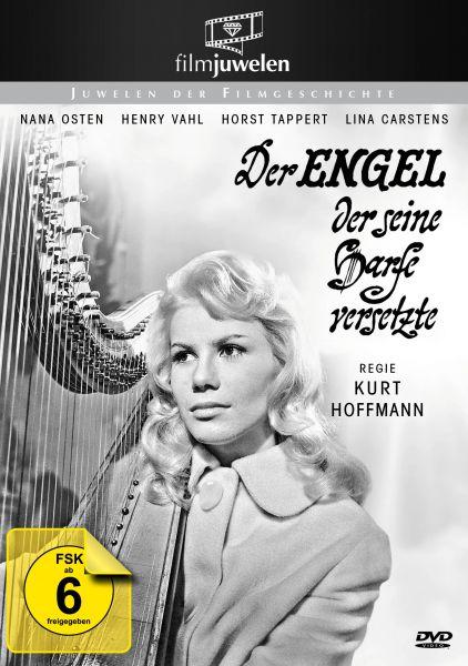 Der Engel, der seine Harfe versetzte