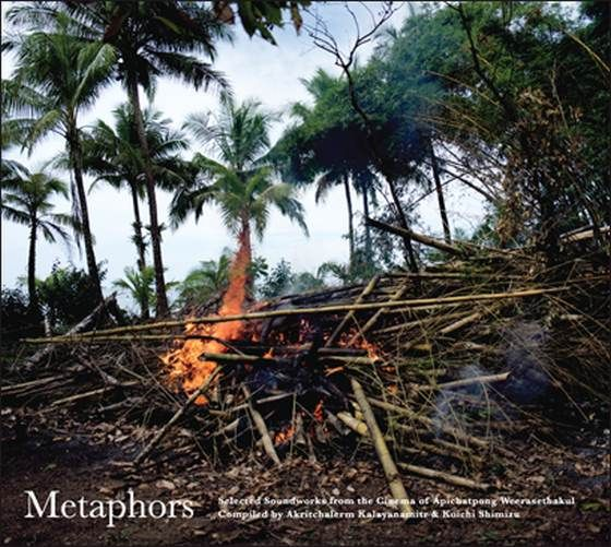 OST / Apichatpong Weerasethakul - Metaphors / Selected Soundworks Of Apichatpong Weerasethakul (2LP)