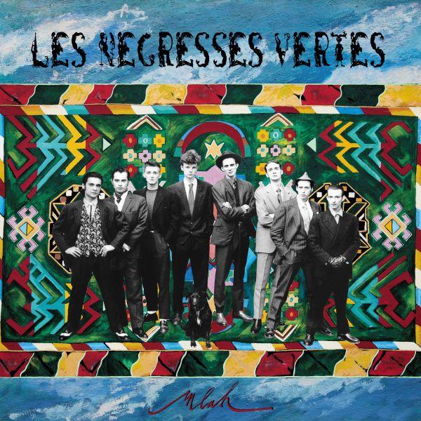 Negresses Vertes, Les - Mlah (LP+CD)