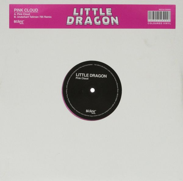 Little Dragon - Pink Cloud