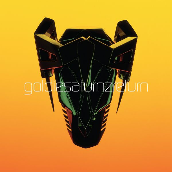 Goldie - Saturnz Return (2LP+DL)