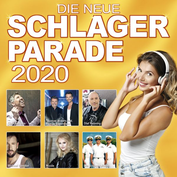 Various - Die neue Schlagerparade 2020