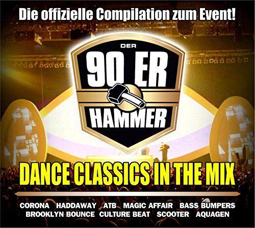 Various - Der 90er Hammer: die offizielle CD zum Event