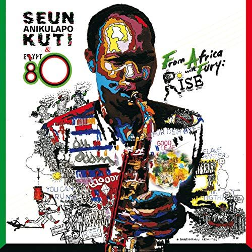 Kuti, Seun - From Africa With Fury: Rise - 2016 Redit (2LP+CD)