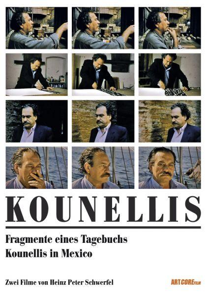Kounellis - Fragmente eines Tagebuchs & Kounellis in Mexico