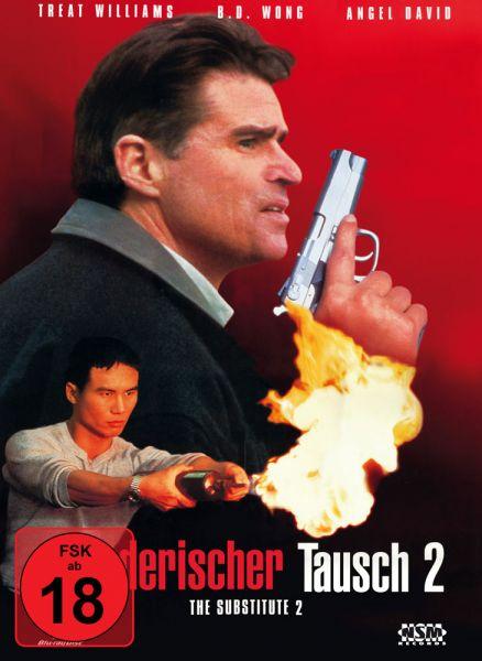 Mörderischer Tausch 2 (Mediabook Cover A) (2 Discs)