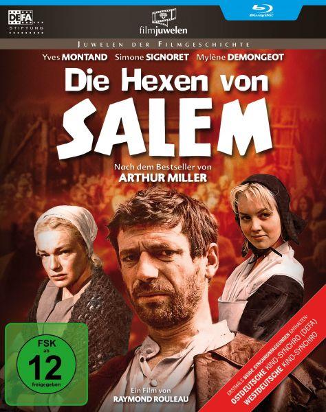 Die Hexen von Salem (Hexenjagd) (inkl. DEFA-Synchronfassung)