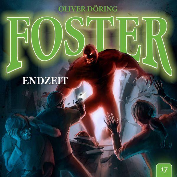 Döring, Oliver - Foster 17 - Endzeit