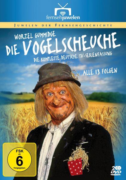Die Vogelscheuche - Die komplette deutsche TV-Serienfassung (Alle 13 Folgen)