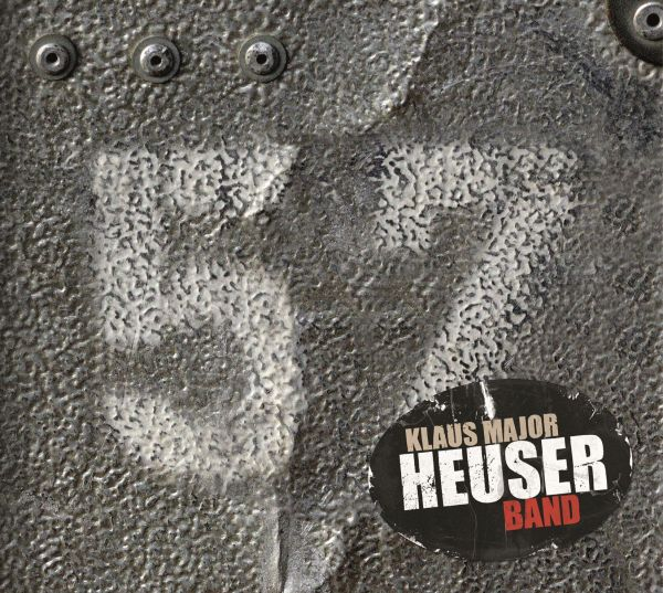 Klaus Major Heuser Band - 57