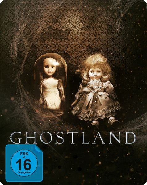 Ghostland - Limited SteelBook