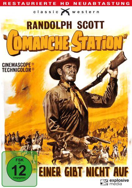 Einer gibt nicht auf (Comanche Station)