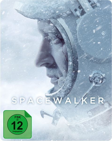 Spacewalker - Limited SteelBook inkl. 3D- & 2D-Version
