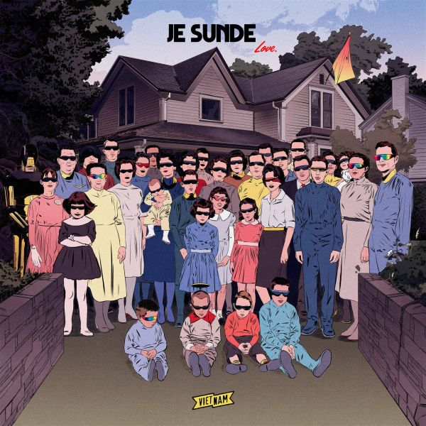 Sunde, J.E. - 9 Songs About Love