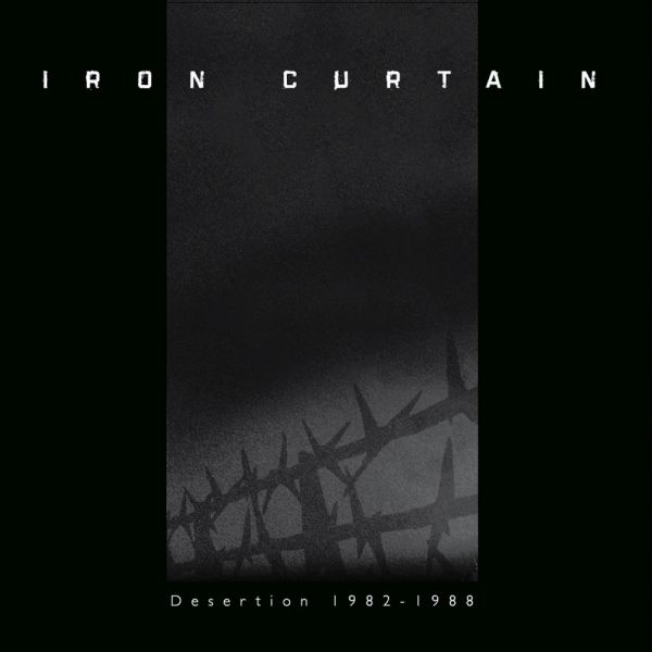 Iron Curtain - Desertion (2LP)