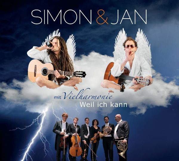 Simon & Jan (mit Vielharmonie) - Weil ich kann