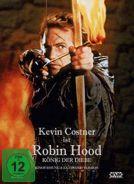 Robin Hood - König der Diebe (Mediabook)