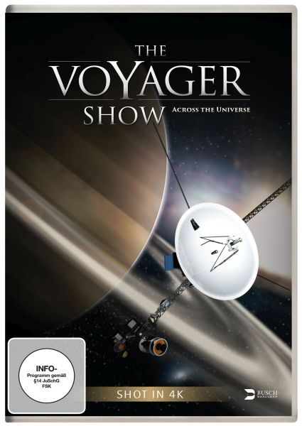 The Voyager Show: Across The Universe