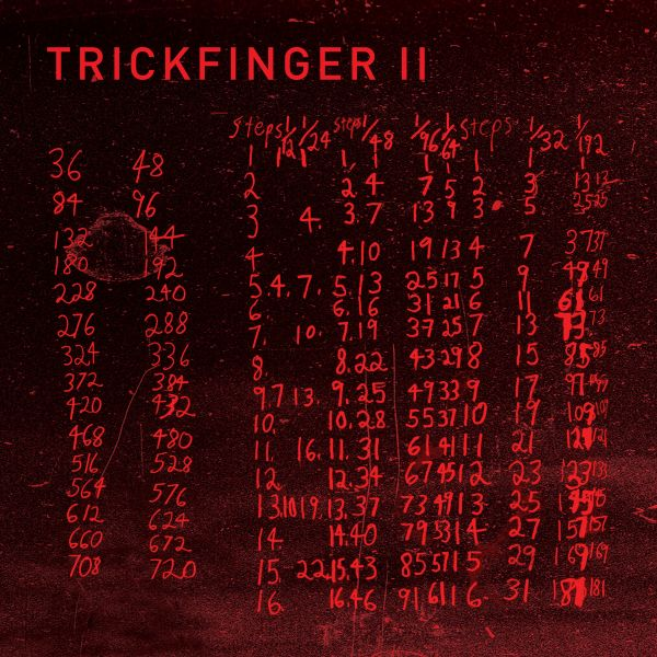 John Frusciante presents Trickfinger - II