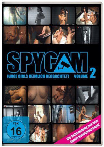 Spy Cam - Junge Girls heimlich beobachtet! Vol. 2