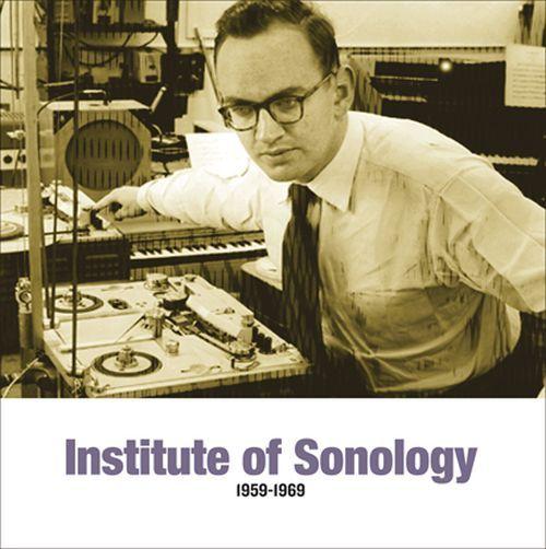 Various - Institute Of Sonology 1959 - 1969 (LP)
