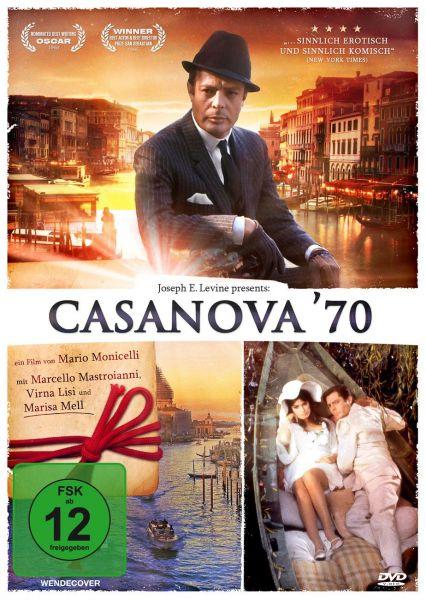 Casanova 70 (Neuauflage)