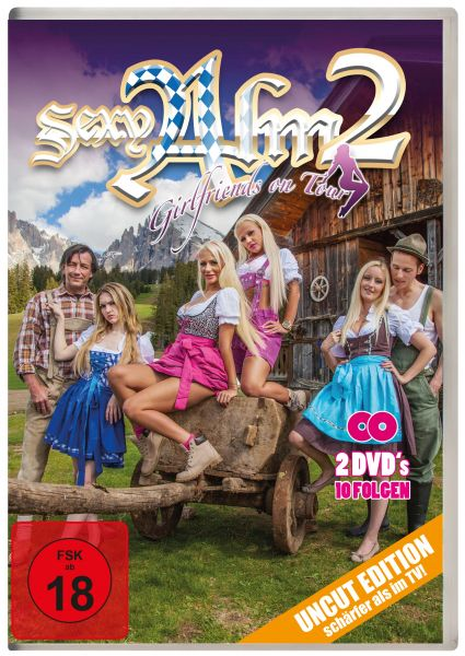 Sexy Alm 2 (2-Disc Special Uncut Edition)
