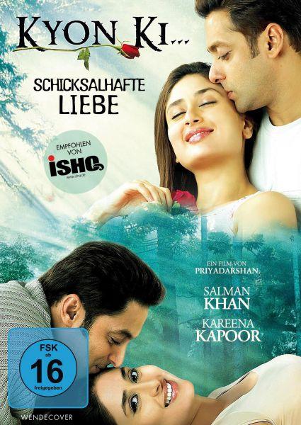 Schicksalhafte Liebe - Kyon Ki (Deutsche Fassung)
