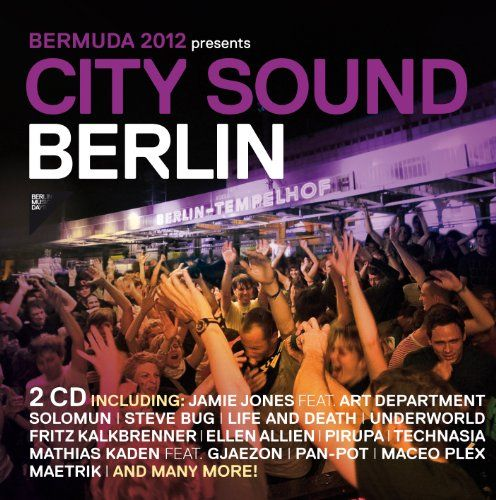 Various - City Sound Berlin 2012 (BerMuDa presents)