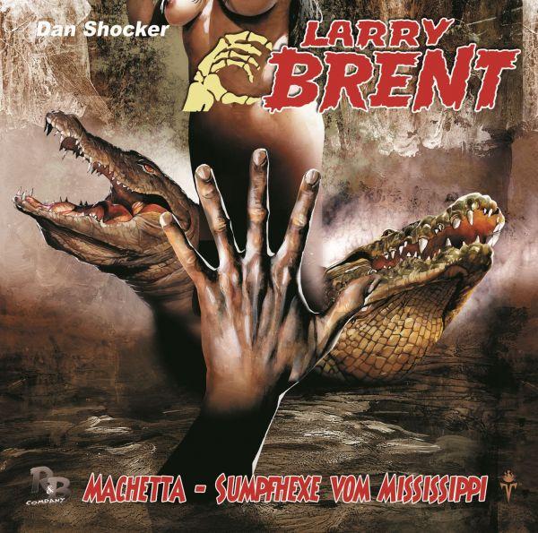 Larry Brent - Machetta - Sumpfhexe vom Mississippi (42)