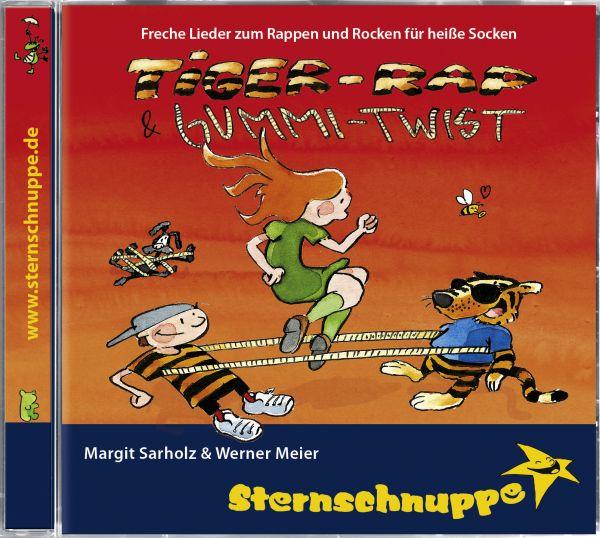 Sternschnuppe - Tiger-Rap & Gummi-Twist