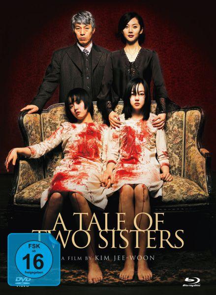 A Tale Of Two Sisters - 2-Disc Mediabook (DVD + Blu-ray)