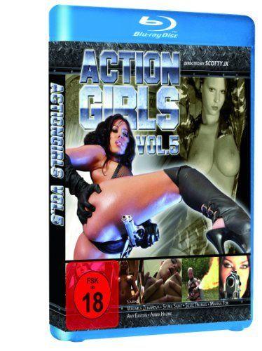Actiongirls Vol. 5