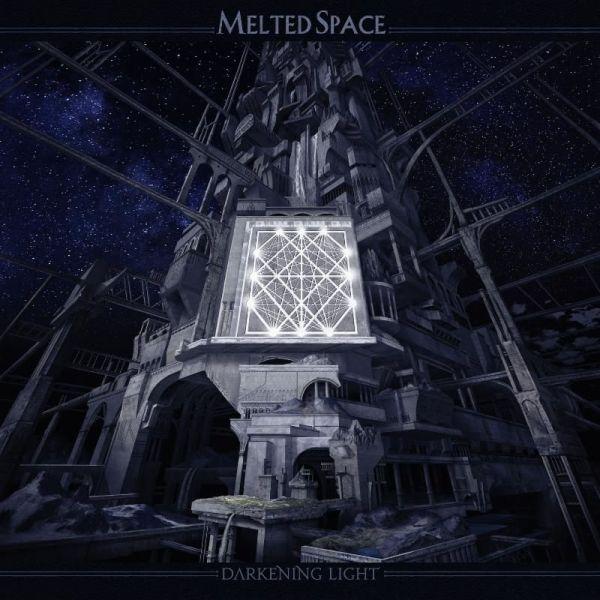 Melted Space - Darkening Light