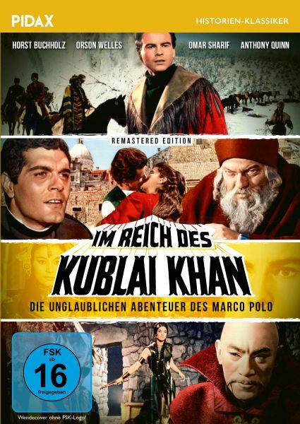Im Reich des Kublai Khan - Remastered Edition