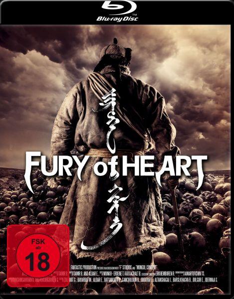 Fury of Heart (uncut)
