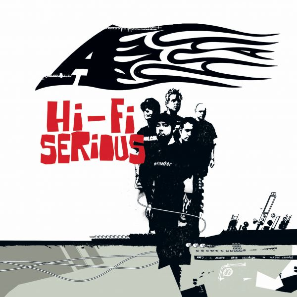 A - Hi Fi Serious (Red LP + 2CD)