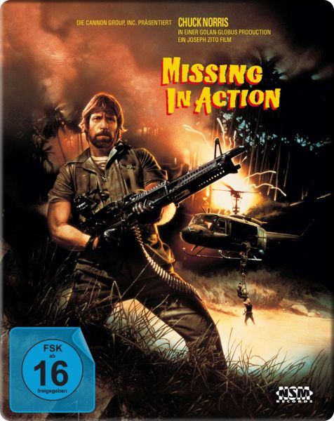 Missing in Action 1 (FuturePak)