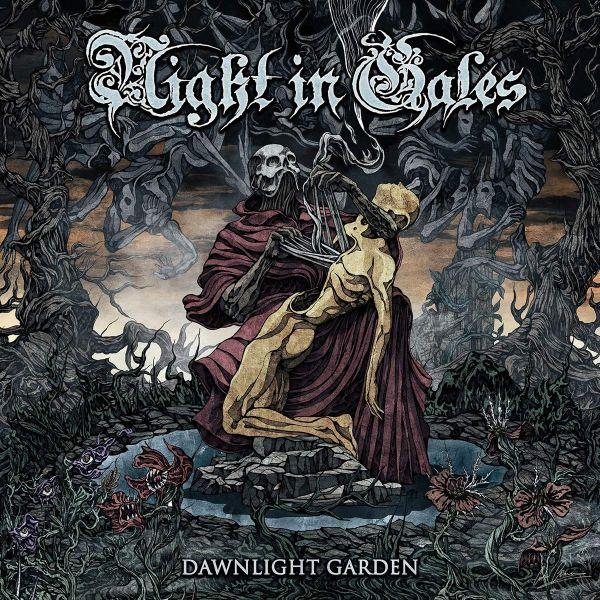 Night In Gales - Dawnlight Garden (LP)