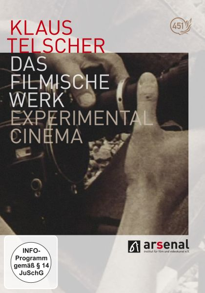 Klaus Telscher: Das filmische Werk (Experimental Cinema)