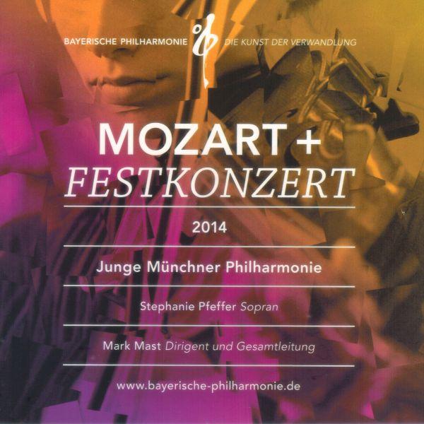 Bayerische Philharmonie - Mozart + Strauss