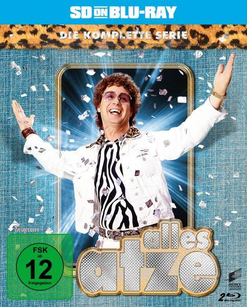 Alles Atze - Die komplette Serie (SD on Blu-ray)
