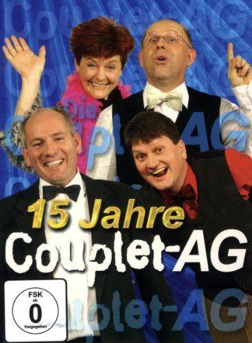 15 Jahre Couplet-AG - Jubiläumsprogramm!