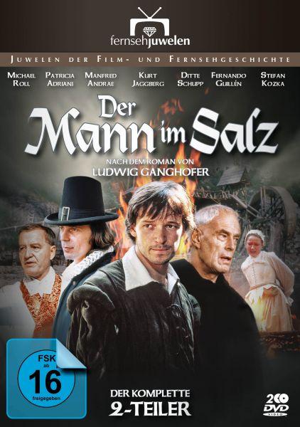 Der Mann im Salz - Der komplette 2-Teiler (Ludwig Ganghofer)