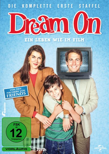 Dream On - Ein Leben wie im Film: Die komplette erste Staffel