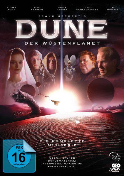 Dune: Der Wüstenplanet - Der TV-Mehrteiler