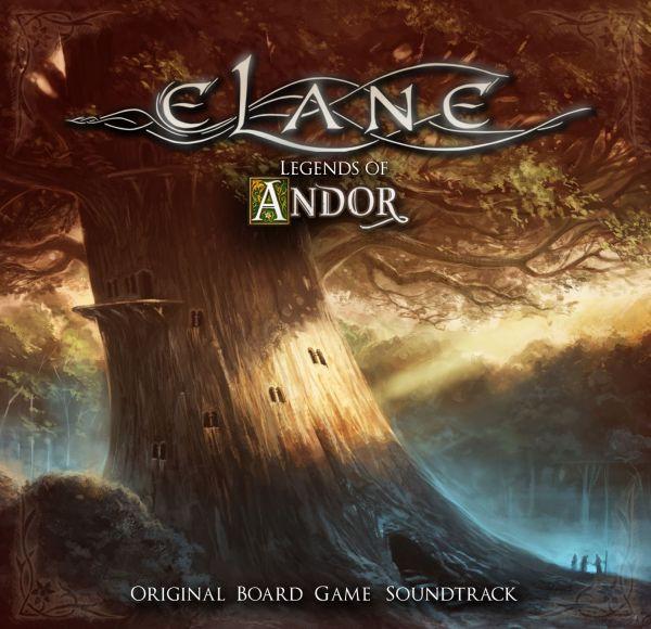 Elane - Legends Of Andor (Original Board Game Soundtrack)