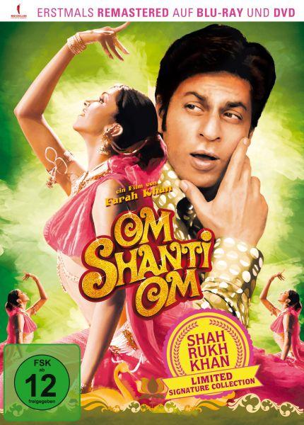 Om Shanti Om (Shah Rukh Khan Signature Collection) (2 Discs) (limitiert)