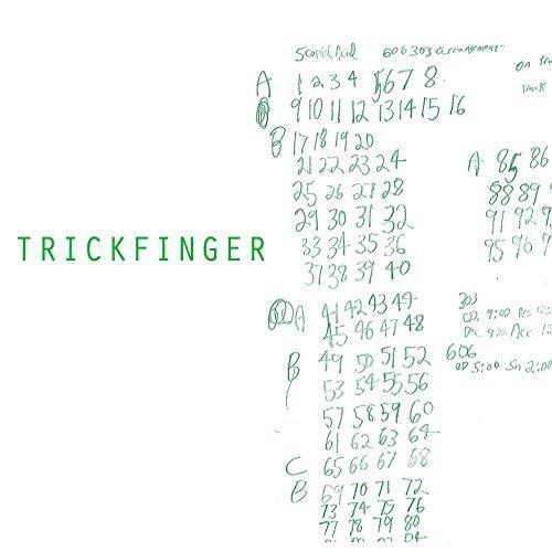 Trickfinger (John Frusciante) - Trickfinger (2LP)