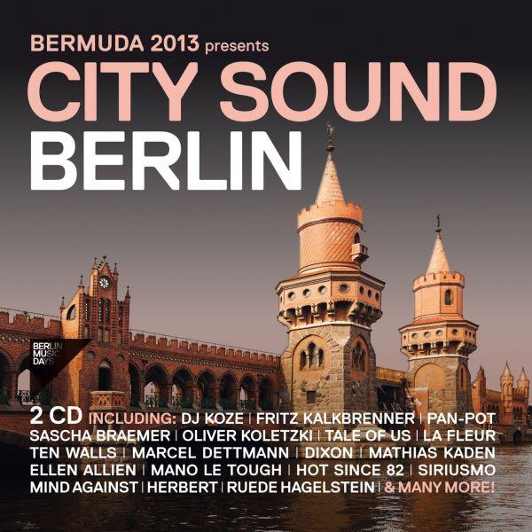 Various - City Sound Berlin 2013 (BerMuDa presents)